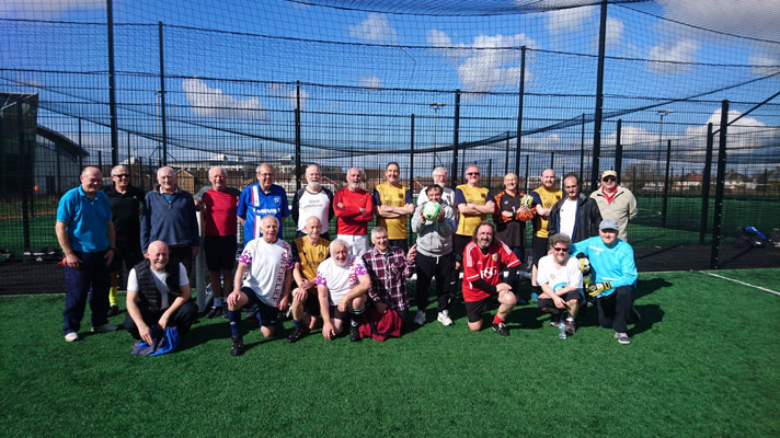 Bristol United Walking Football Club