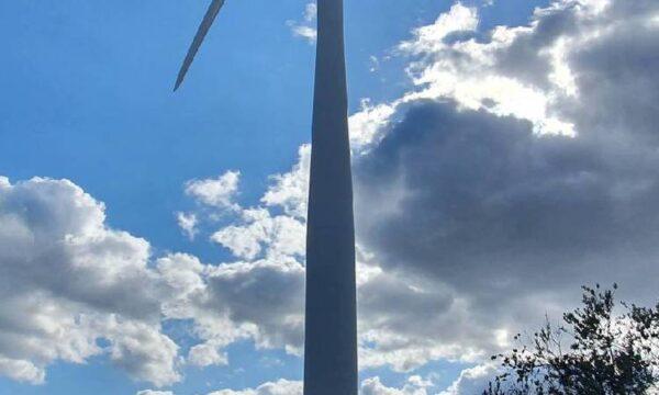 The Wind Turbine Walk